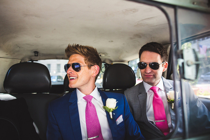 Epic grooms New York Wedding By S6 Photography