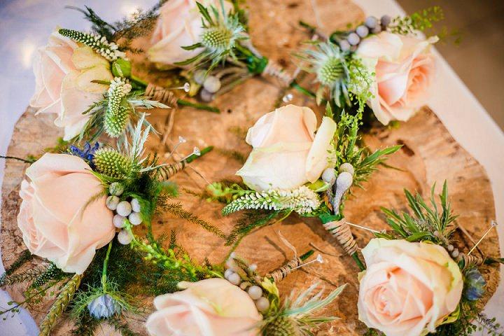 Wedding at Bassmead Wedding Flowers Manor Barn Cambridge By Dewan Demmer Photography