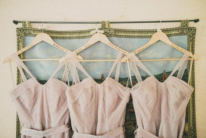 Devon bridesmaid dresses Wedding at Colehayes Park By John Barwood Photography