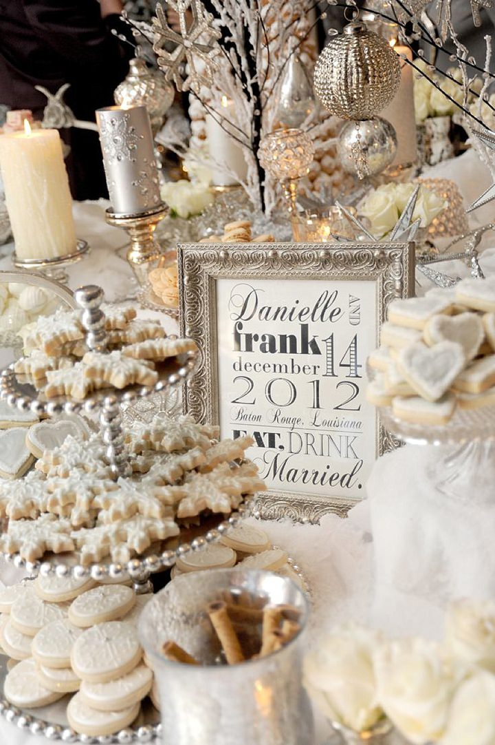 Boho Pins: Top 10 Pins of the Week from Pinterest: Christmas Decorations for Weddings