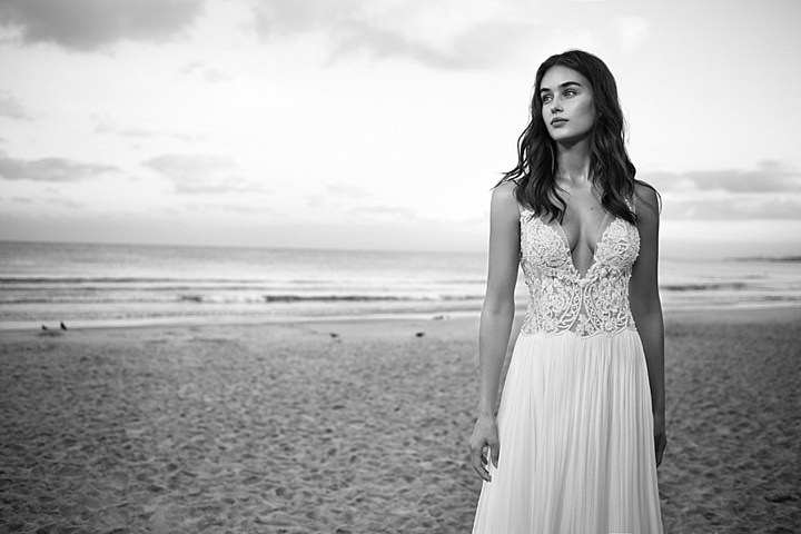 Bridal Style: Lihi Hod - White Bohemian 2016 collection