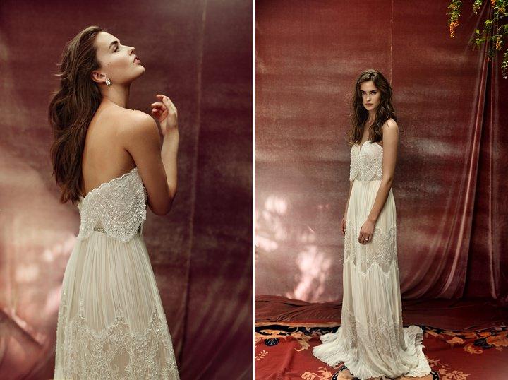 Bridal Style: Lihi Hod - White Bohemian 2016 collection