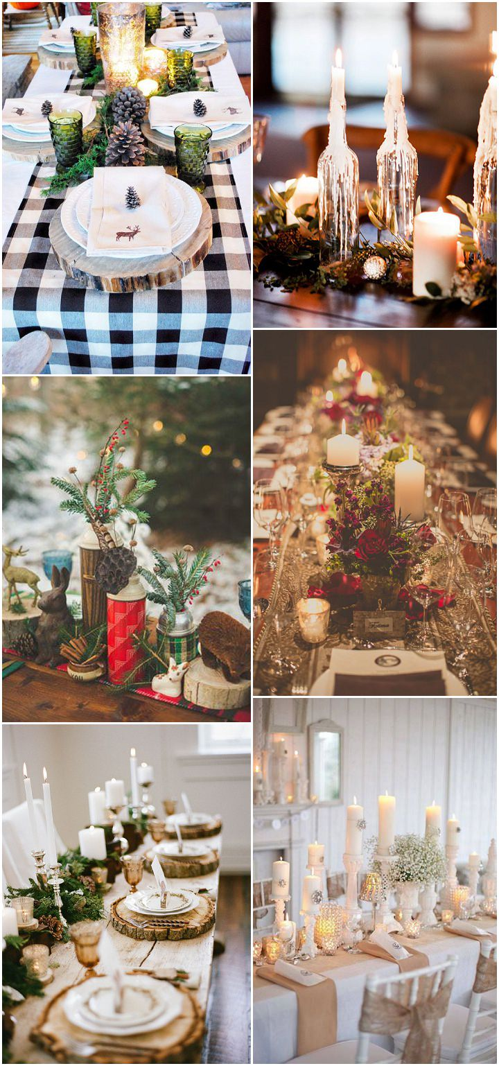 Ideas and Inspiration for your Winter Wedding