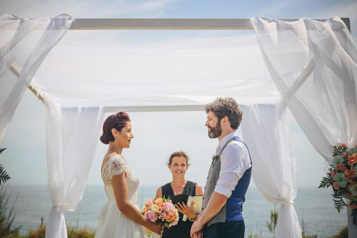 Algarve Wedding Ceremony By Ana Parker Photography