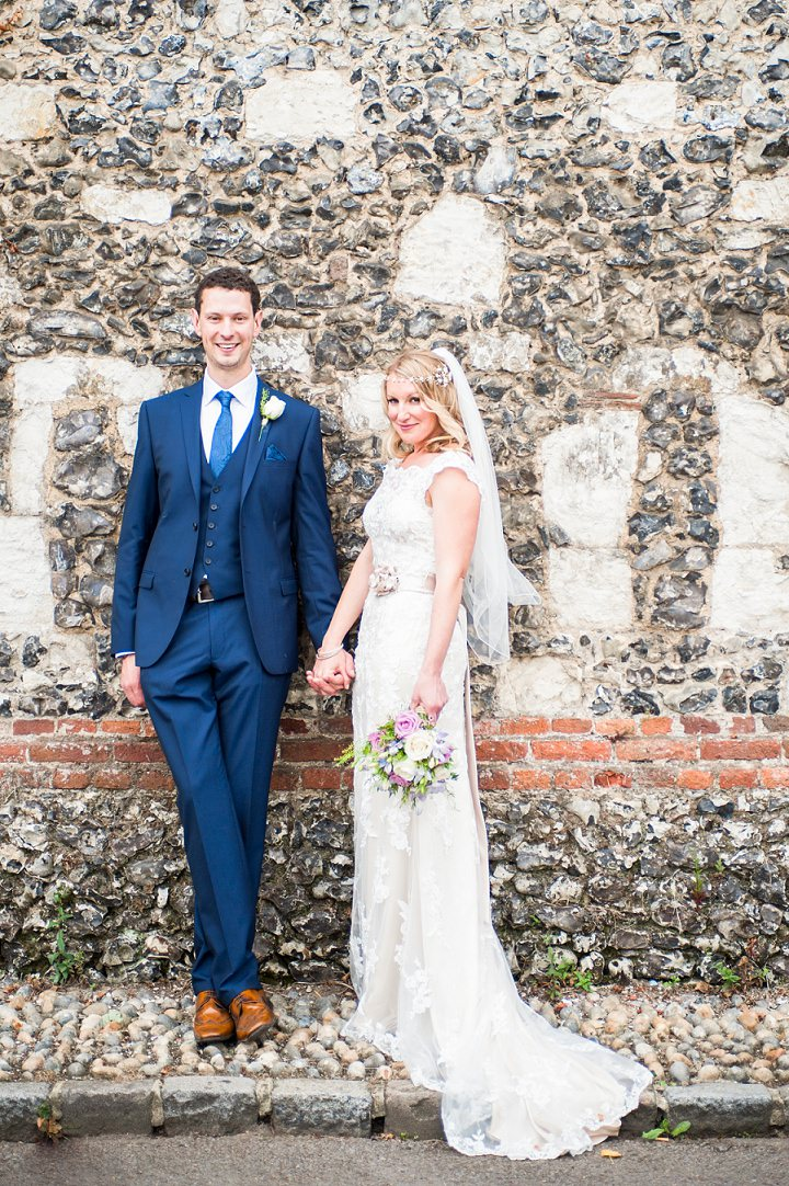 Handmade Berkshire Bride and groom Wedding By Source Images