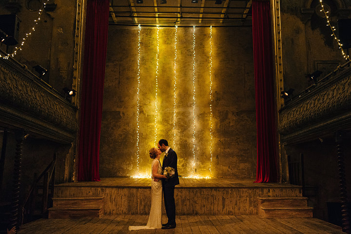 Wilton's Music Hall Wedding in London by Paul Jospeh Photography