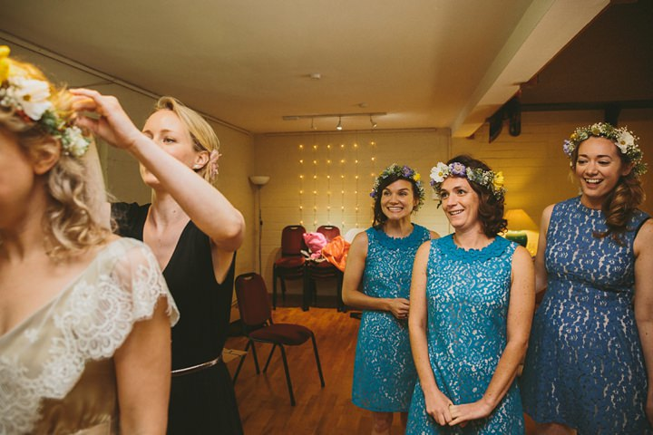 Woodland Wedding at the Clophill Centre