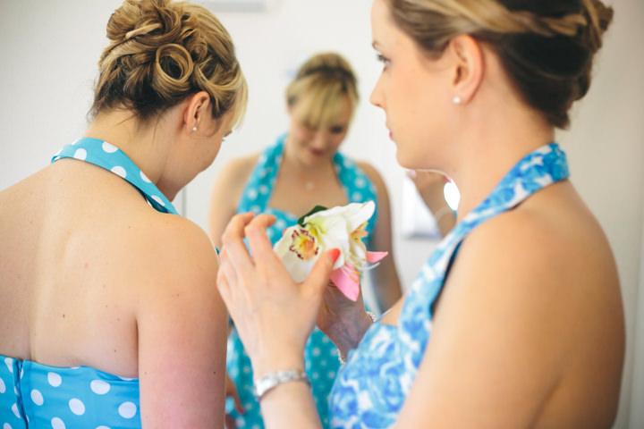 Algarve Wedding bridesmaids By Ana Parker Photography