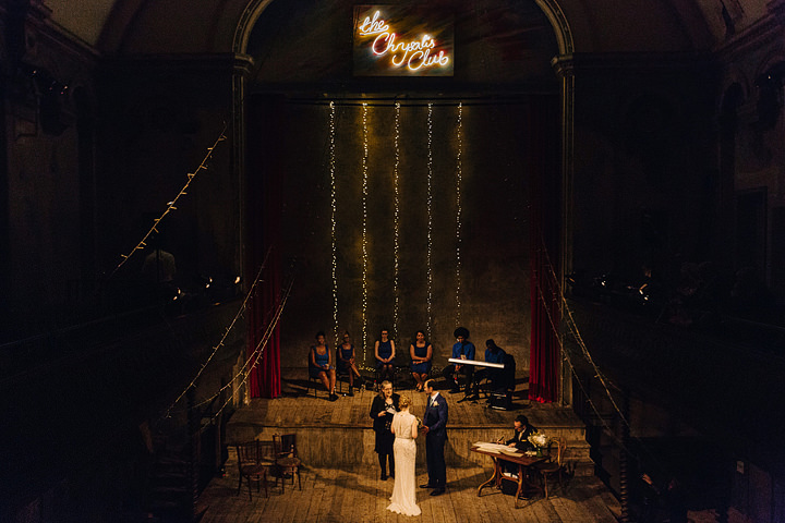 Wilton's Music Hall Wedding in London by Paul Joseph Photography