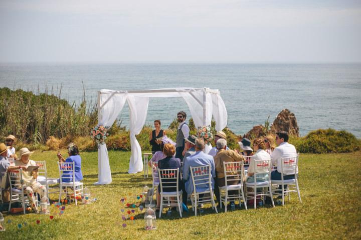 Algarve Wedding By Ana Parker Photography