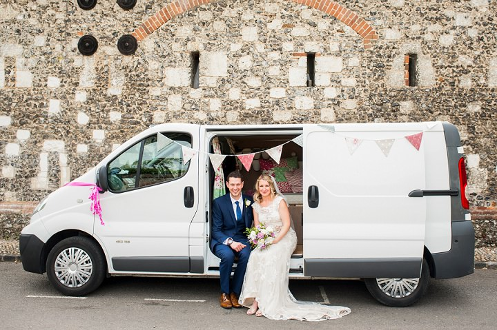 Handmade Berkshire Wedding transport By Source Images