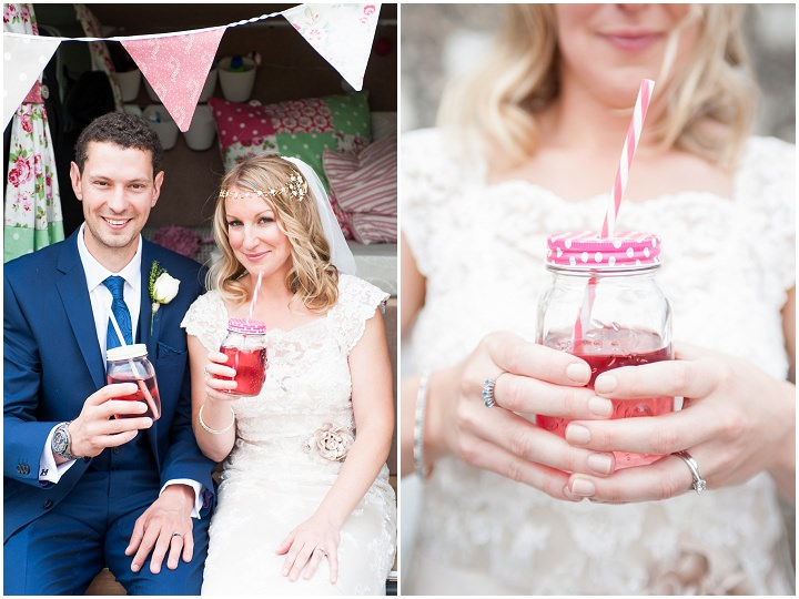 Handmade Berkshire Wedding drinks By Source Images