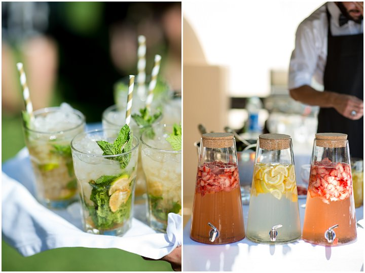 Ibiza Wedding drinks By Gypsy Westwood Photography