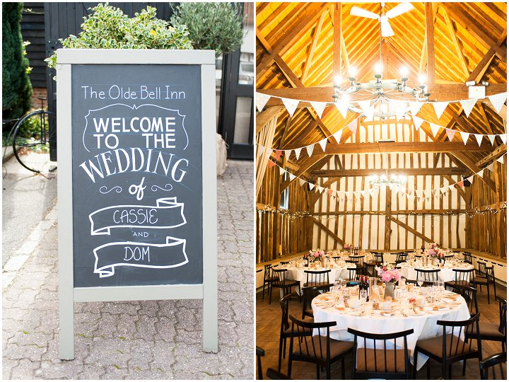 Handmade Berkshire barn Wedding By Source Images