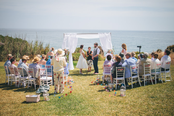 Algarve outdoors Wedding By Ana Parker Photography