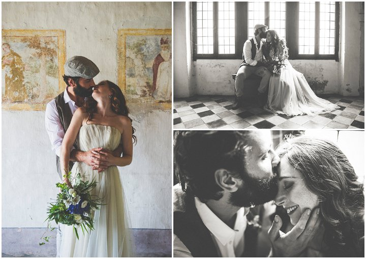 Bohemian Wedding Inspiration from Italy