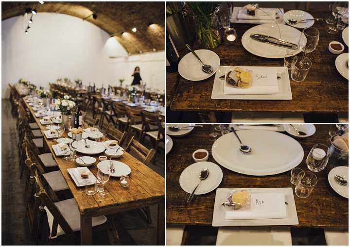 London Wedding reception at The Hoxton Arches By Tracey Hosey Photography