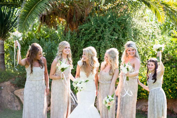 Ibiza Wedding brida party By Gypsy Westwood Photography