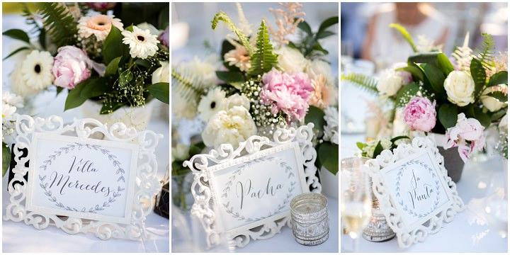 Ibiza Wedding flowers By Gypsy Westwood Photography