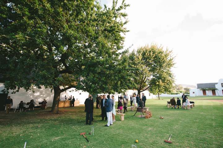 Natural South African Wedding
