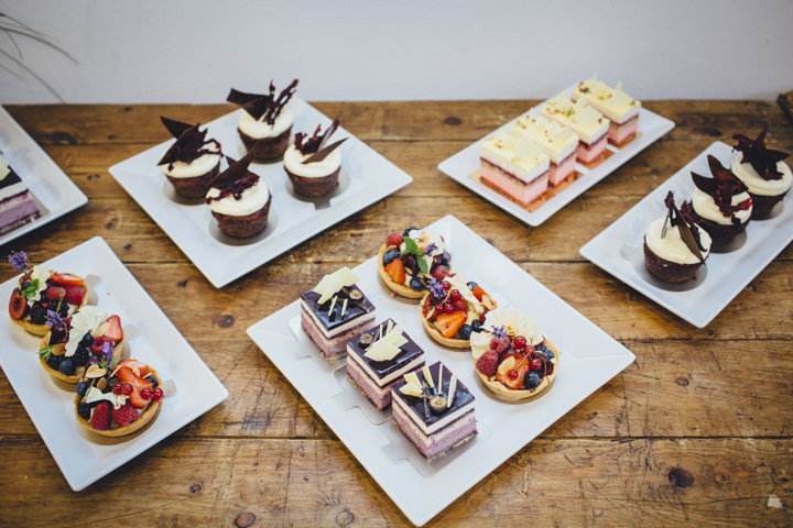 London Wedding food at The Hoxton Arches By Tracey Hosey Photography