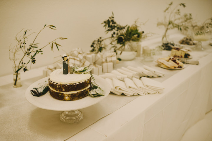 Natural South African Wedding Details