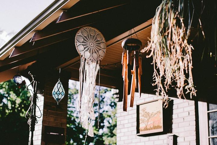 Bohemian Colorado Wedding Dreamcatchers