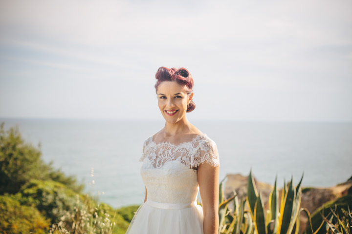 Algarve bride at Wedding By Ana Parker Photography