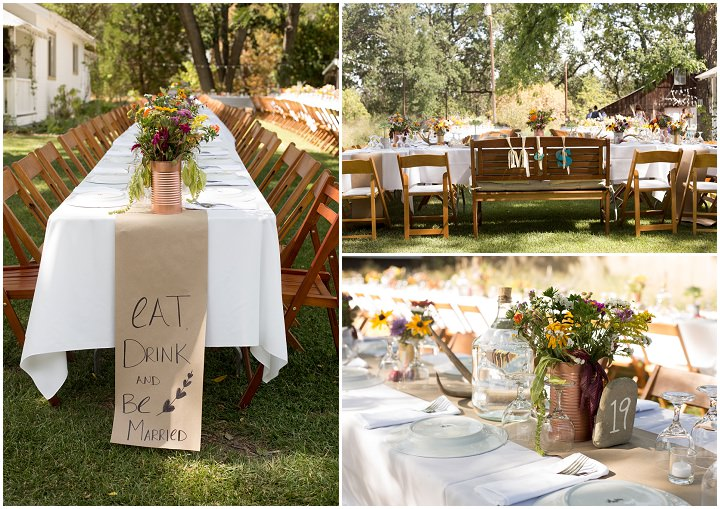 Bohemian California Wedding details By Images By Lori