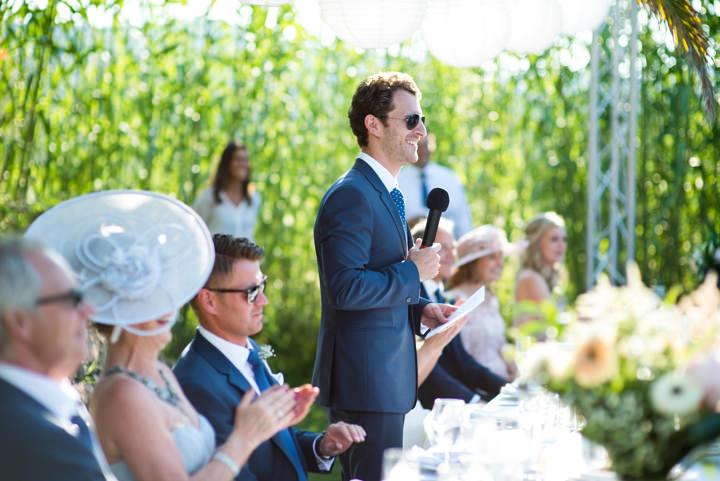 Ibiza Wedding speeches By Gypsy Westwood Photography