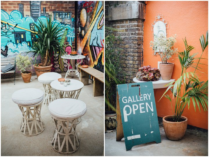 London Wedding details at The Hoxton Arches By Tracey Hosey Photography