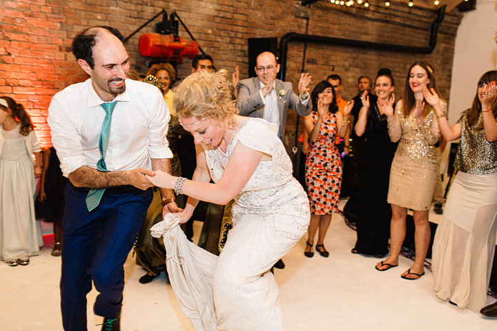 Wilton's Music Hall Wedding in London