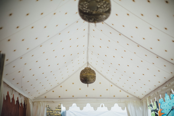 London Wedding marquee at The Hoxton Arches By Tracey Hosey Photography