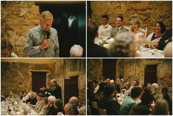Natural South African Wedding speeches