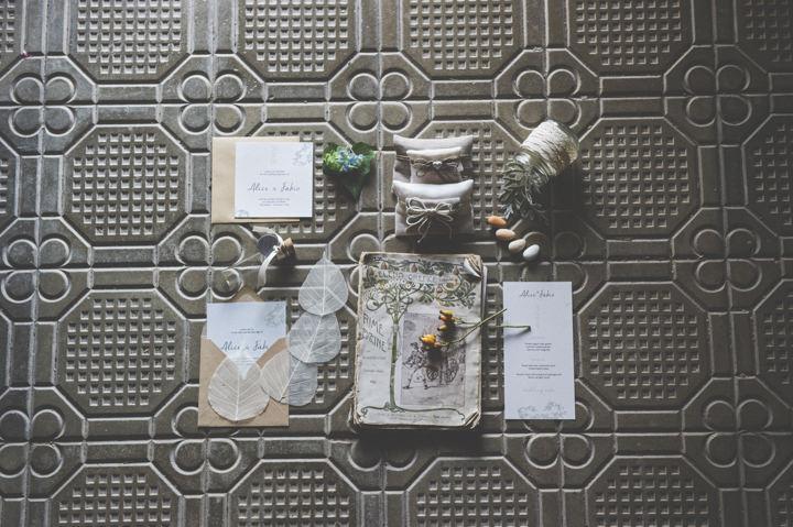 Bohemian Wedding Inspiration from Italy