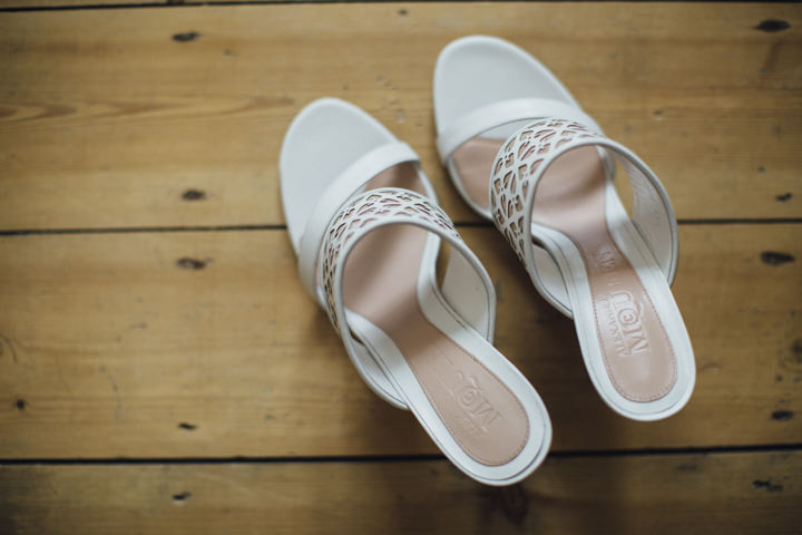London Wedding shoes at The Hoxton Arches By Tracey Hosey Photography
