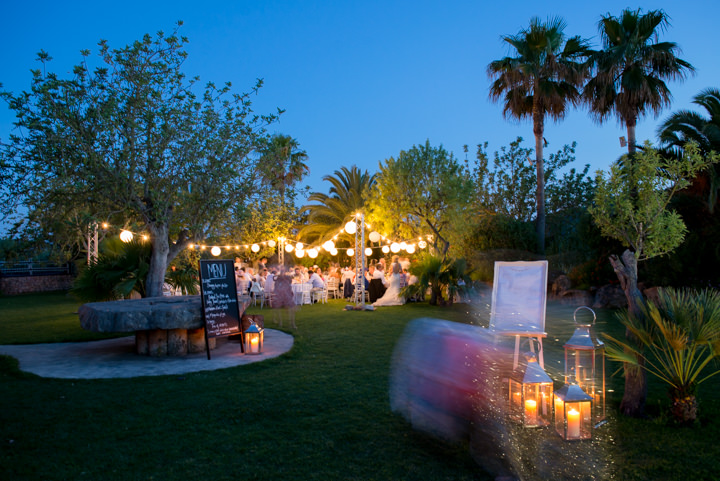 Ibiza Wedding setting By Gypsy Westwood Photography