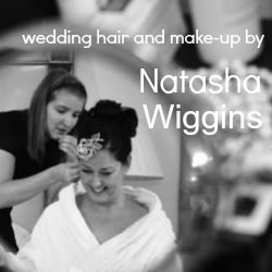Top Tips For Your Wedding Hair and Make-Up By Natasha Wiggins