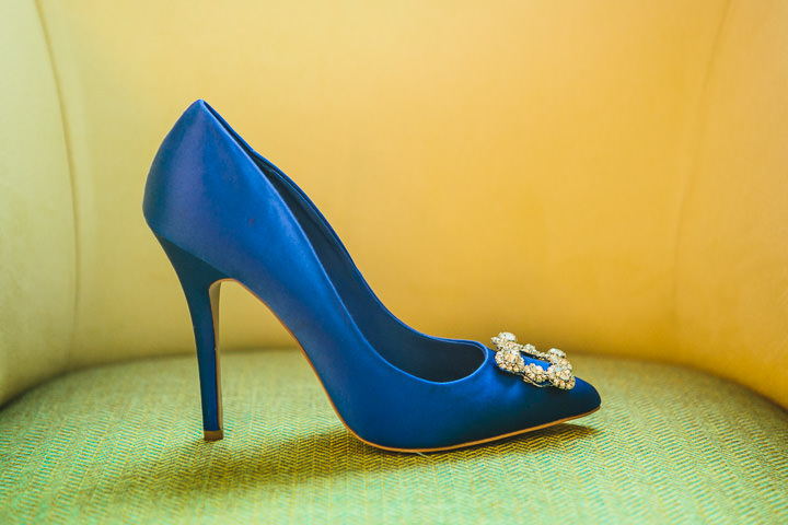 Kelham Island Museum Wedding manolo shoes in Sheffield City Centre By Tierney Photography