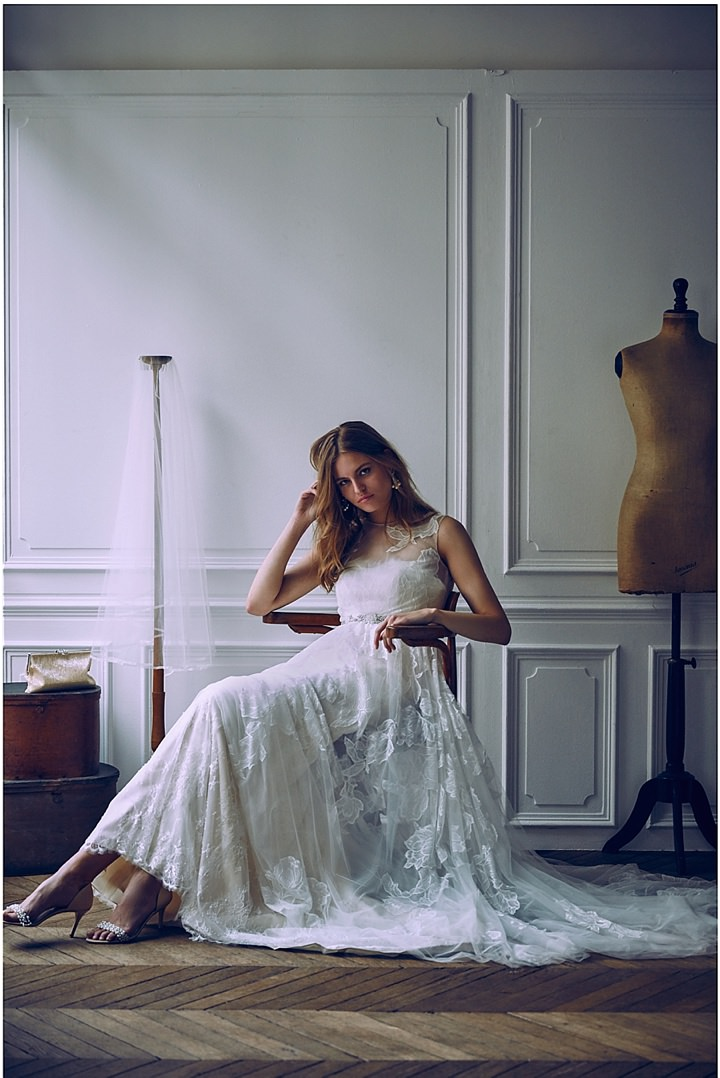 Bridal Style: BHLDN - Exquisite wedding dresses designed by Marchesa