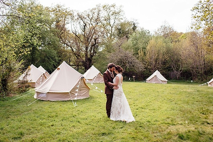 Luxury Bell Tents