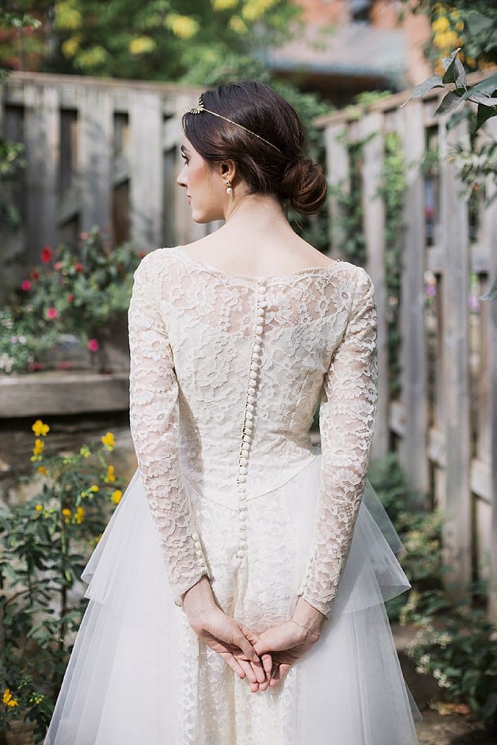 Bridal Style - Citizen Vintage Bridal Dresses - A Classic and Timeless Style