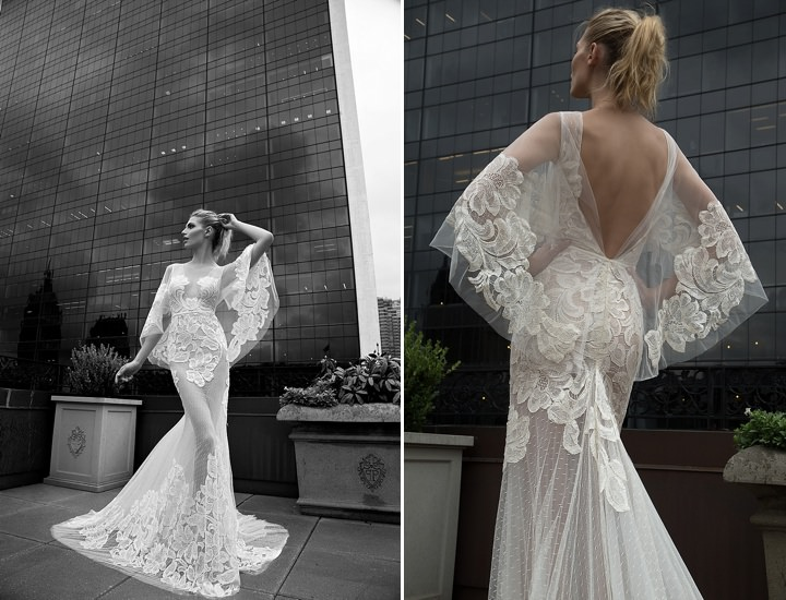 Bridal Style: Inbal Dror - Crafted with an expert eye for detail