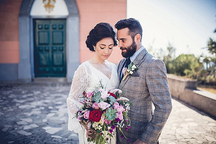 The Secret Retreat Lucy Woodrow Workshop - Dreamy Wedding Inspiration from Italy