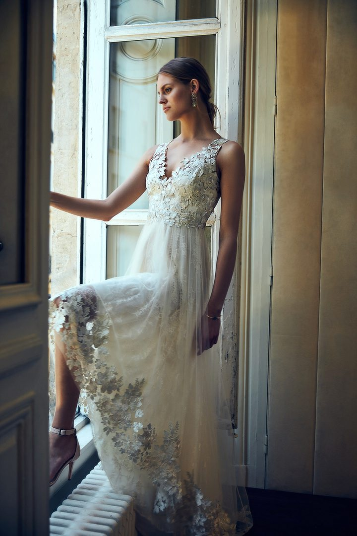 Bridal Style Bhldn Exquisite Wedding Dresses Designed By Marchesa