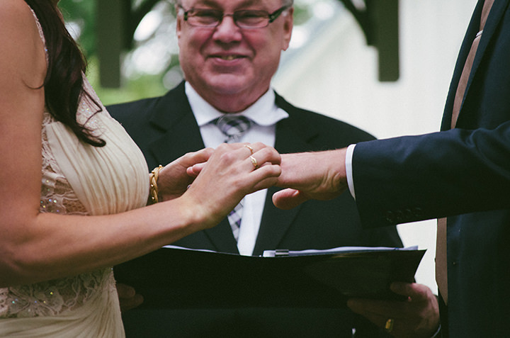 Music Filled Canadian ring exchange Wedding By Megan Ewing Creative