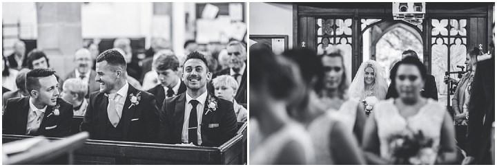 Hill Top Farm church wedding By Claire Penn Photography