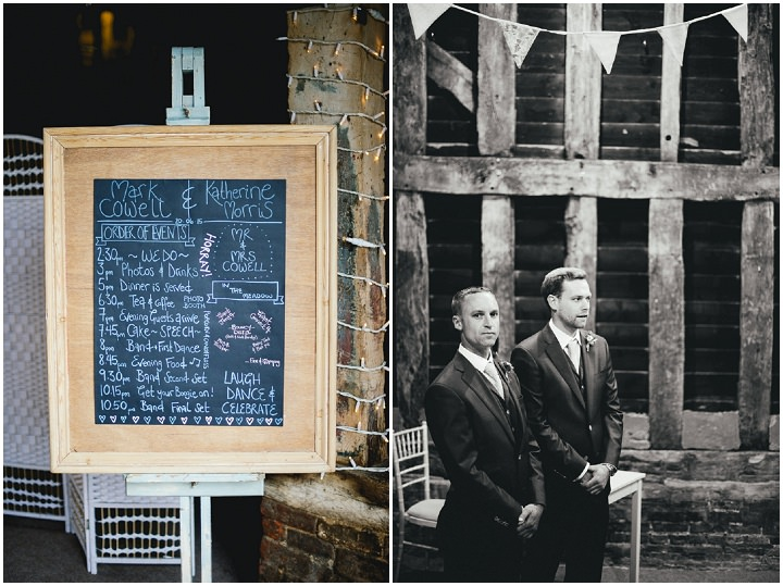 Blackthorpe Barn Wedding groomsmen By Benjamin Mathers Photography