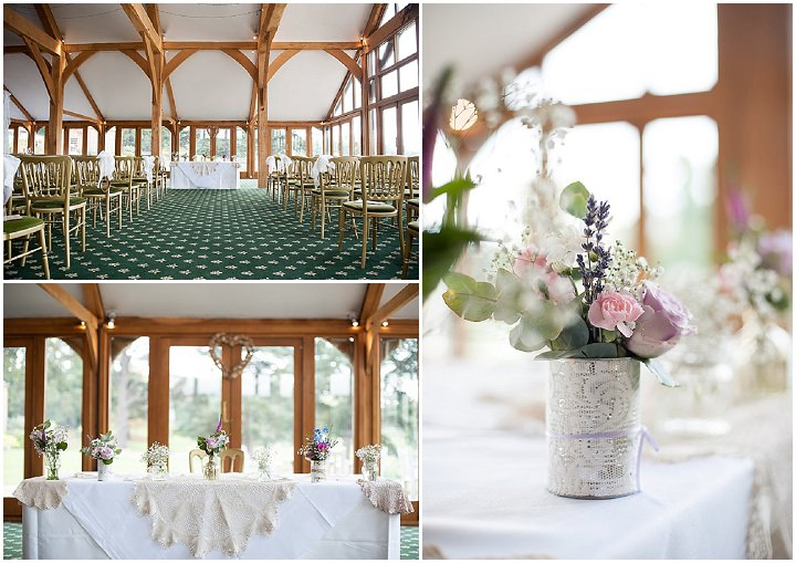 Hertfordshire Wedding ceremony location at Brocket Hall By Fiona Kelly