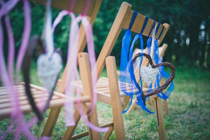 Intimate Woodland Wedding by Tony Romero Photography